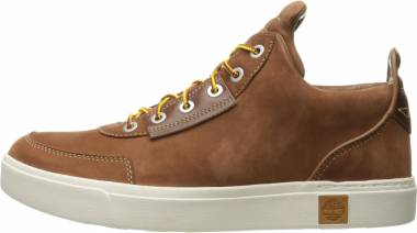 Timberland Amherst High-Top Chukka - Brown (A1G9B)
