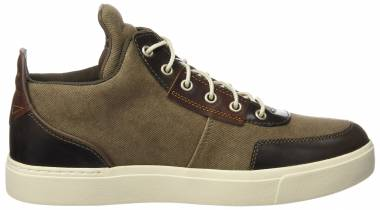 Timberland Amherst Canvas Chukka - Canteen Cotton Canvas (A1AQO)