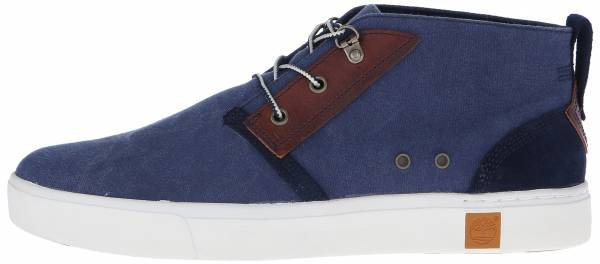 d1f3342dd2 9 Reasons to/NOT to Buy Timberland Amherst Canvas Chukka (Jun 2019) |  RunRepeat