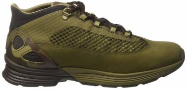 Timberland Kenetic Fabric and Leather - Green Deep Lichen Green (CA1K5X)