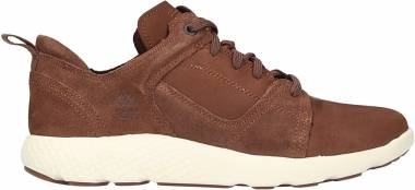 Timberland FlyRoam Leather Oxford - Brown