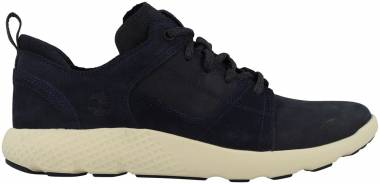 Timberland FlyRoam Leather Oxford Navy Men