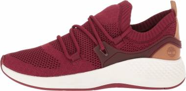 Timberland Flyroam Go Knit Burgundy Knit Men