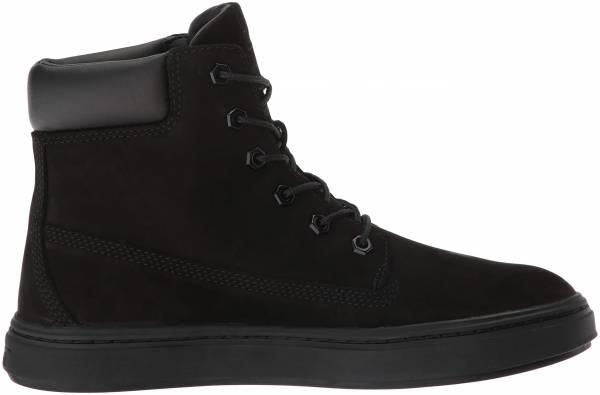 Timberland Londyn 6-inch Sneaker Boots Black Nubuck