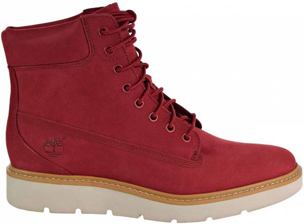 Timberland Kenniston 6-inch Sneaker Boots - Red