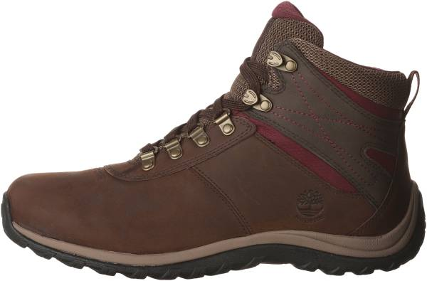 Timberland Norwood Mid Waterproof - Dark Brown