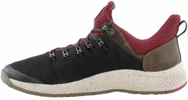 Timberland FlyRoam Trail Mixed-Media Sneakers - Black