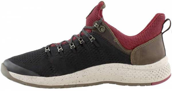 Timberland FlyRoam Trail Mixed-Media Sneakers - Black