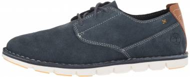 Timberland Tidelands Suede Oxford Shoes  - Blue (A1TEY)