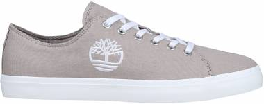 Timberland Union Wharf Oxford - Brown Light Taupe Canvas (A1Q78)