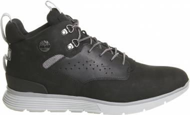 Timberland Killington Hiker Chukka Boots - Black Nubuck (A1GBI)