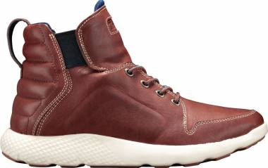 Timberland FlyRoam Sport Sneaker Boots Brown Men