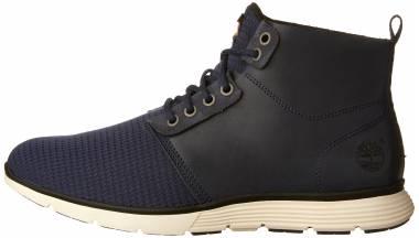Timberland Killington Chukka Sneaker Boots - Navy Full Grain (A1JJC)