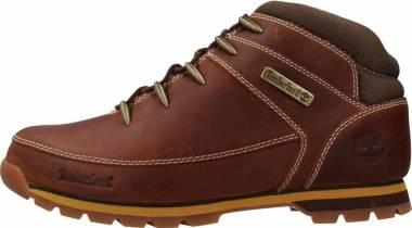 Timberland Euro Sprint Hiker - Rust Full Grain (13439)