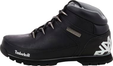 Timberland Euro Sprint Hiker Black Men