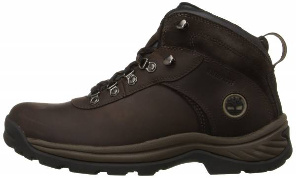 Timberland Flume Mid Waterproof - Dark Brown