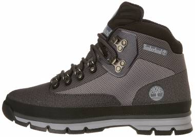 Timberland Jacquard Euro Hiker - Grey - A135T (A135T)