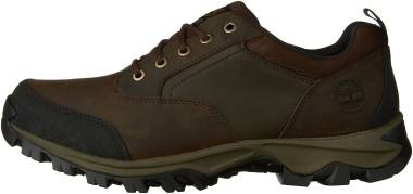 Timberland Keele Ridge Waterproof - Braun Md Brown Full Grain (A11MO)