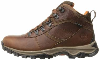 Timberland Mt. Maddsen Mid Waterproof Medium Brown Full Grain Men