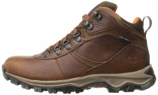 Timberland Mt. Maddsen Mid Waterproof Medium Brown Full Grain
