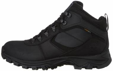 Timberland Mt. Maddsen Mid Waterproof - Black
