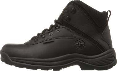 Timberland White Ledge Mid Waterproof Black Men