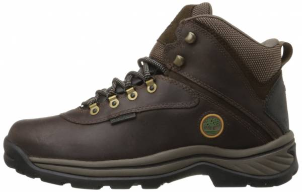 Timberland White Ledge Mid Waterproof - Dark Brown