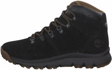 Timberland World Hiker Mid - Black (A1QFL)