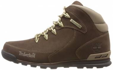 Timberland Euro Rock Hiker - Marrón Medium Brown Nubuck (06823)