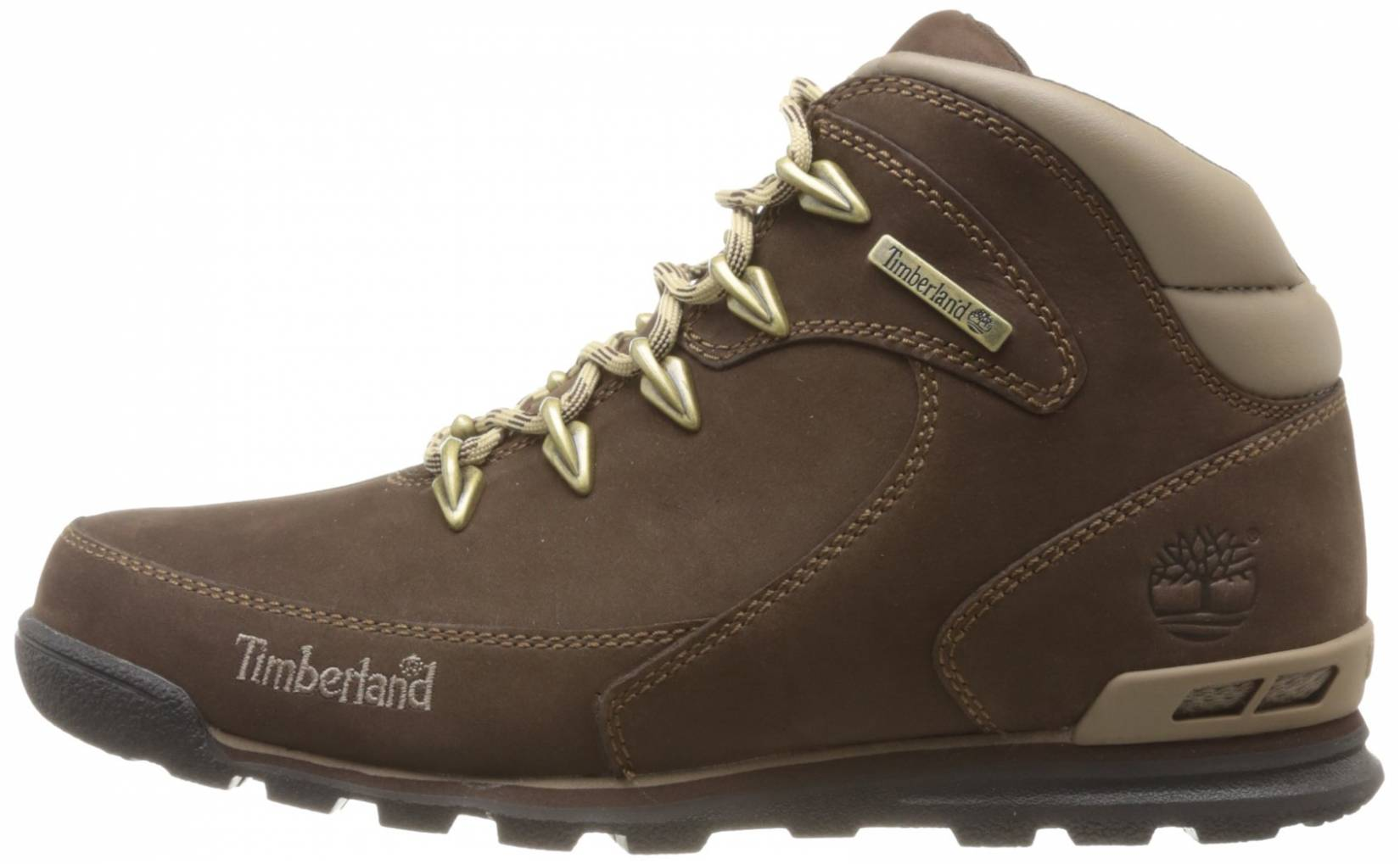 Leve postre Chaqueta  Only £90 + Review of Timberland Euro Rock Hiker | RunRepeat