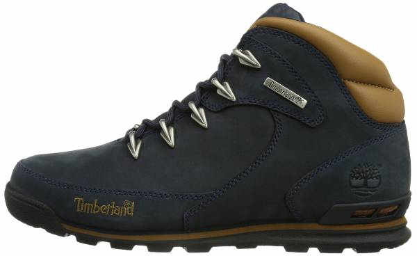 Timberland Euro Rock Hiker - Blue Medium Blue Nubuck