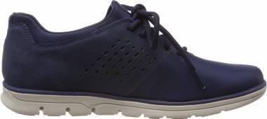Timberland Bradstreet Sneaker Blu (Black Iris Du0) Men