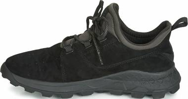 Timberland Brooklyn Perforated  - Black
