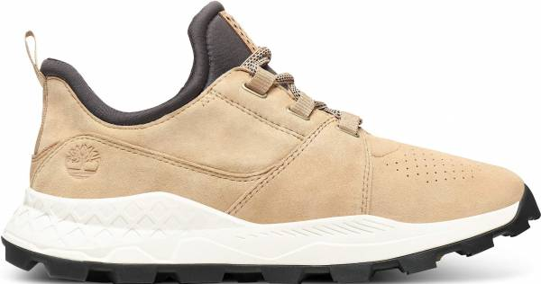 Timberland Brooklyn Perforated  Beige