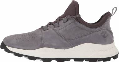 Timberland Men's Altimeter Mixed Media Oxford Shoes Sneakers Black