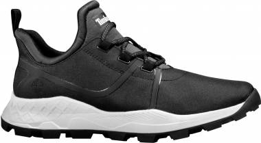Timberland Brooklyn Canvas Sneakers - Black (A1YZH)