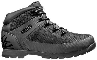 Timberland Euro Hiker Waterproof - Gris Medium Grey Nubuck