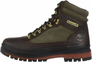 Timberland Field Trekker WP - Dark Brown (A1X6W)