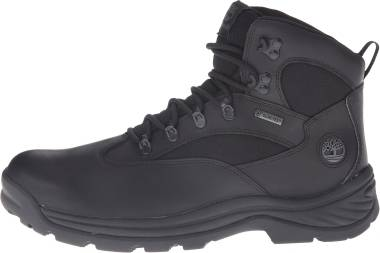 Timberland Chocorua Trail Mid Waterproof - Black (01819)