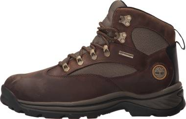 Timberland Chocorua Trail Mid Waterproof - Dark Brown (01513)