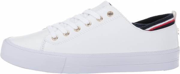 Tommy Hilfiger Two Sneaker - WHITE (TWTWO142)