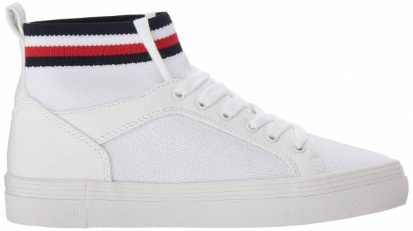 Tommy Hilfiger Fether  - White