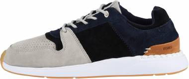 TOMS Arroyo - Drizzle Grey Shaggy Suede/Nubuck Leather Mix