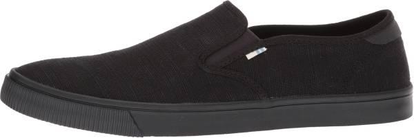 TOMS Baja Slip-On - Black