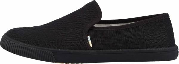 TOMS Clemente Slip-On - Bliss Blue Large Dots (100133000)