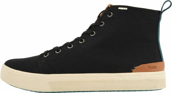TOMS TRVL LITE High - Black