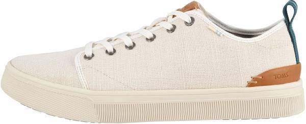 TOMS TRVL LITE Low - Birch Heritage Canvas