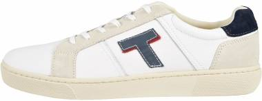 TOMS Leandro - White Smooth Leather (100132100)