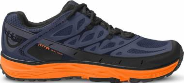 Topo Athletic MT-2 - Blue/Mango