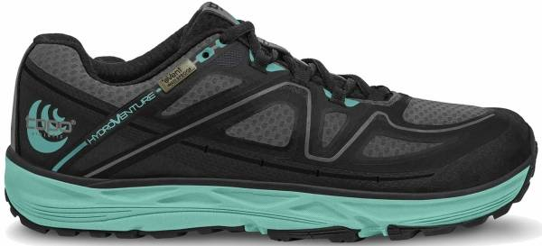 Topo Athletic Hydroventure - Black/Turquoise (17W153)